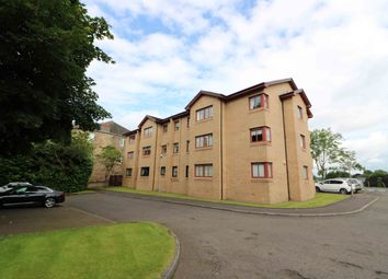 Thumbnail 3 bed flat for sale in Woodend Court, Glasgow