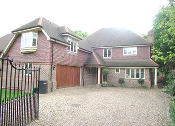 Thumbnail 5 bedroom detached house to rent in St. Leonards Hill, Windsor, Berkshire