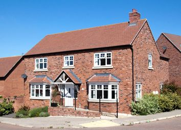 Thumbnail 4 bedroom detached house for sale in Badgers Way, Bishopton, Stratford-Upon-Avon, Warwickshire