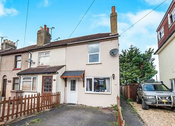 Thumbnail 2 bed property for sale in Station Road, Rainham, Gillingham