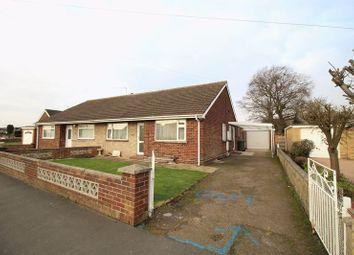 Thumbnail 3 bedroom semi-detached bungalow for sale in Raymond Road, Hellesdon, Norwich