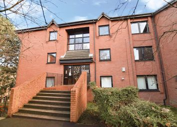 Thumbnail 1 bed flat for sale in Kelvinside Drive, Glasgow