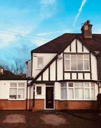 Thumbnail 4 bed semi-detached house to rent in Bunns Lane, Mill Hill