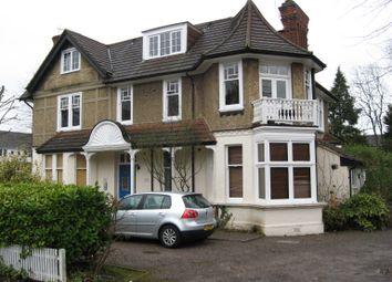 Thumbnail 2 bed flat to rent in Lovelace Gardens, Surbiton