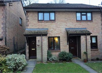Thumbnail 2 bedroom semi-detached house for sale in Monnow Gardens, Southampton