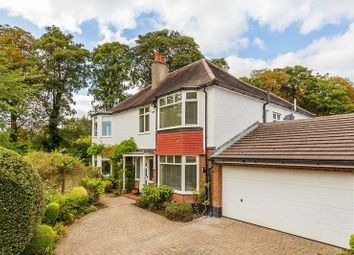 Thumbnail 5 bed detached house for sale in Warwick Road, Coulsdon