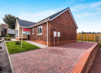 Thumbnail 3 bed detached bungalow for sale in Tunnel Road, Hill Top, West Bromwich