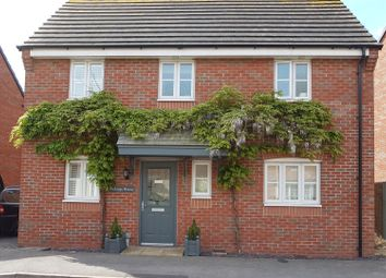 Thumbnail 4 bed detached house for sale in Stillington Crescent, Leicester