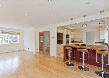 Thumbnail 4 bed detached house to rent in Portmore Pillars, Thames Street, Weybridge, Surrey