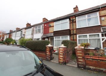 3 bed terraced house for sale in Cheltenham Road, Chorlton Cum Hardy, Manchester M21