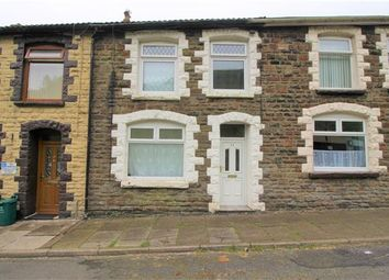 Thumbnail 3 bed terraced house for sale in Morton Terrace, Tonypandy