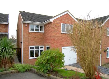 Thumbnail 3 bed detached house for sale in Windsor Close, Swanwick, Alfreton