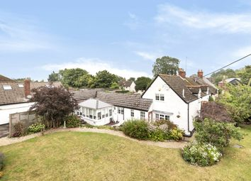Thumbnail 3 bed detached house for sale in Church Road, Wanborough, Wiltshire