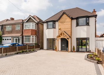Thumbnail 5 bed detached house for sale in Monyhull Hall Road, Kings Norton, Birmingham