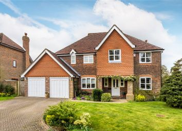 Thumbnail 5 bed detached house for sale in Lavender Close, Chaldon, Surrey
