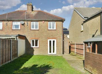 Thumbnail 3 bedroom semi-detached house to rent in Ferndale Road, Banstead