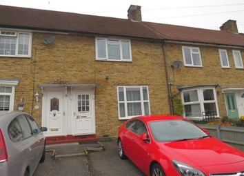 Thumbnail 2 bed terraced house for sale in Woburn Road, Carshalton