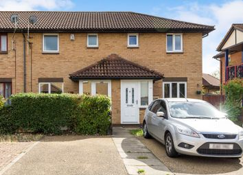 Thumbnail 2 bed terraced house for sale in Pomander Crescent, Walnut Tree, Milton Keynes