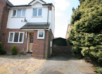 Thumbnail 3 bed semi-detached house to rent in Albrighton Croft, Highwoods, Colchester