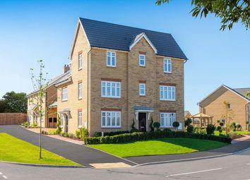 "Thumbnail 3 bed end terrace house for sale in ""Brentford"" at Carters Lane, Kiln Farm, Milton Keynes"