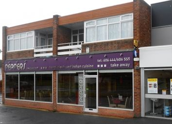 Thumbnail Retail premises for sale in 109 & 109A Trench Road, Trench, Telford, Shropshire