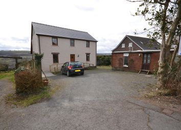 Thumbnail 4 bed country house for sale in Llandysul