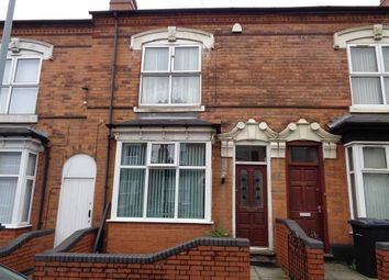 Thumbnail 3 bed terraced house for sale in Bowyer Road, Alum Rock, Birmingham