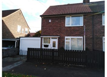 Thumbnail 2 bed terraced house for sale in Barham Road, Hull