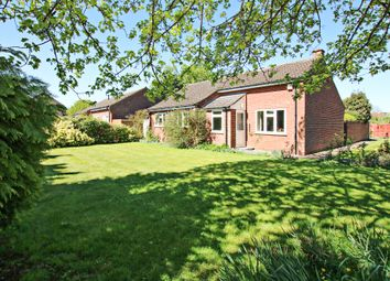 Thumbnail 3 bed bungalow for sale in Weston Way, Newmarket