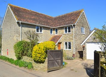 Thumbnail 4 bed detached house for sale in Stowell, Dorset