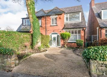 3 bed semi-detached house for sale in Chorley Old Road, Heaton, Bolton, Greater Manchester BL1