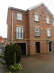 Thumbnail 4 bed town house to rent in Meadow Rise, Balsall Common, West Midlands