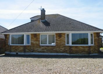 Thumbnail 3 bed detached bungalow to rent in Clarence Road, Weymouth