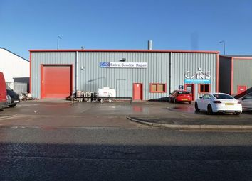Thumbnail Light industrial to let in Unit N, Grimsby West, Birchin Way, Grimsby, North East Lincolnshire