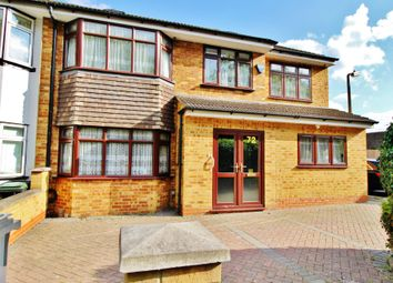 Thumbnail 4 bed semi-detached house to rent in Lambourne Road, Chigwell