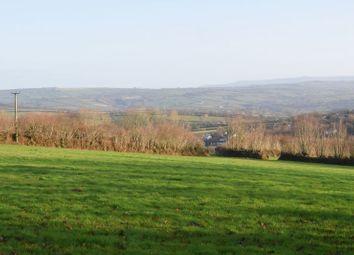 Thumbnail Land for sale in Stoke Road, Kelly Bray, Callington