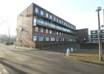 Thumbnail 2 bed flat for sale in Kemps Drive, London