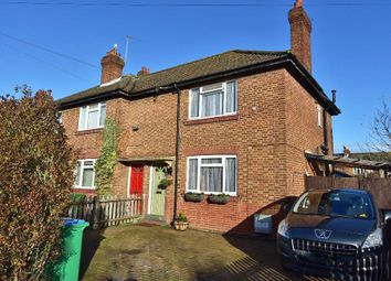Thumbnail 3 bed end terrace house for sale in Sheridan Road, Ham, Richmond