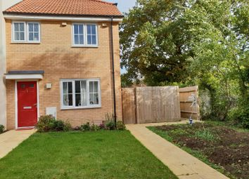 Thumbnail 3 bed end terrace house for sale in Lampen Walk, Canterbury