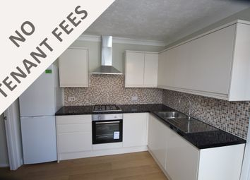 Thumbnail 4 bed flat to rent in Brookdale Road, London