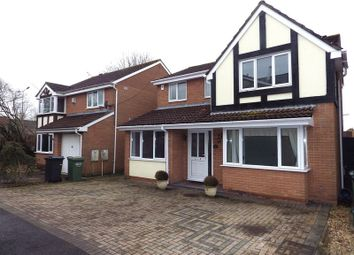 Thumbnail 1 bed detached house to rent in The Worthys, Bradley Stoke, Bristol