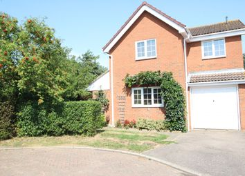 Thumbnail 4 bed detached house for sale in Deben Valley Drive, Kesgrave, Ipswich