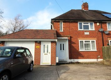 Thumbnail 4 bedroom semi-detached house for sale in Tweedale Crescent, Madeley, Telford