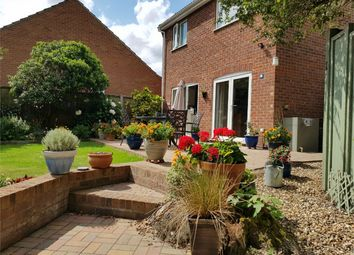 Thumbnail 3 bed detached house for sale in Burgess Way, Brooke, Norwich, Norfolk