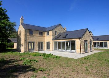Thumbnail 4 bed detached house for sale in Church Street, Northborough, Peterborough