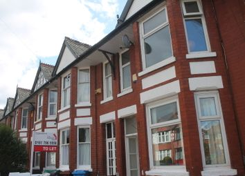 Thumbnail 5 bed terraced house to rent in Beech Grove, Manchester