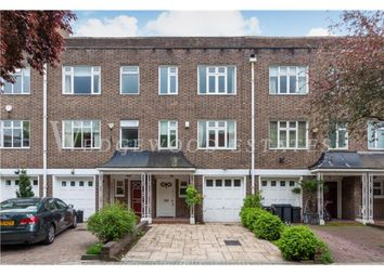 Thumbnail 5 bedroom town house to rent in St Mary Abbots Terrace, Kensington, London