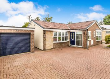 Thumbnail 3 bed detached bungalow for sale in Parklands Way, Hartlepool
