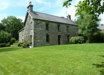 Thumbnail 7 bed detached house for sale in Pontygafel Farm House, Glandwr, Whitland, Pembrokeshire