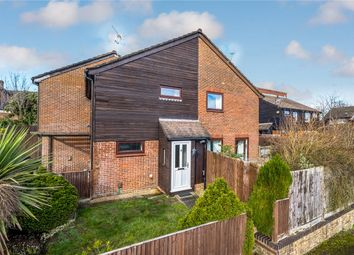Thumbnail 1 bed end terrace house for sale in Lowden Close, Winchester, Hampshire